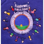 Flanderwell Primary School Knitted Cardigan