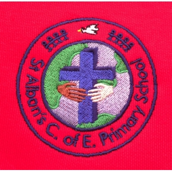 St Alban's C of E School Fleece