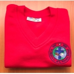 St Alban's C of E School V Neck Sweatshirt