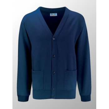 The Grange Trust School Sweat Cardigan