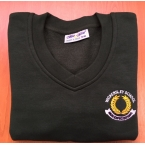 Wickersley School & Sports College V-Neck Sweatshirt