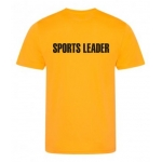 Wickersley School & Sports College Sports Leader T-Shirt