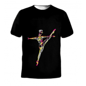 Wickersley School & Sports College Dancer T-Shirt