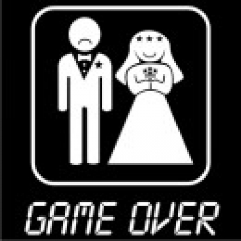394420aa Game Over - Stag Night Party T-Shirt - APRINT for Custom T-shirts ...