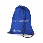 St Alban's C of E School P.E Bag