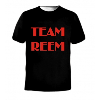 Team Reem T-Shirt - Custom Printed T-Shirt*
